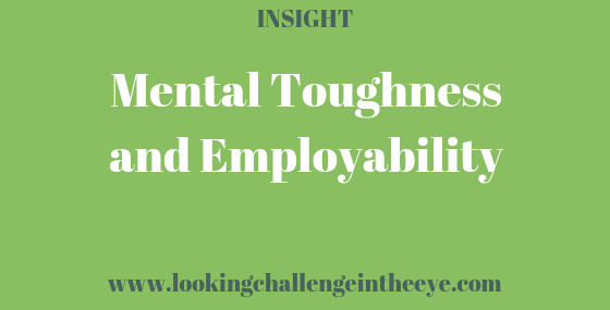 Mental Toughness and Employability